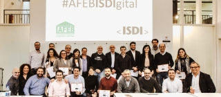 25 asociados de AFEB participan en el curso sobre estrategia y marketing digital