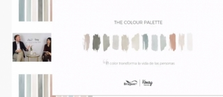 'The Colour Palette' la nueva paleta de color de Kenay by Bruguer