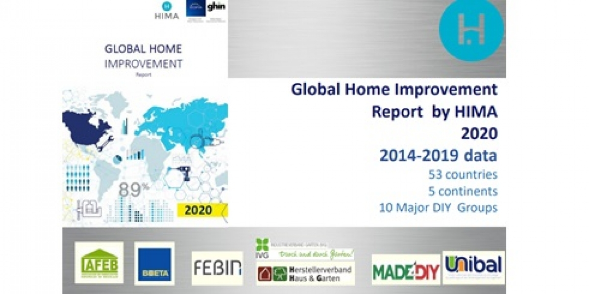 AFEB pone a la venta el Estudio Global Home Improvement Report 2020